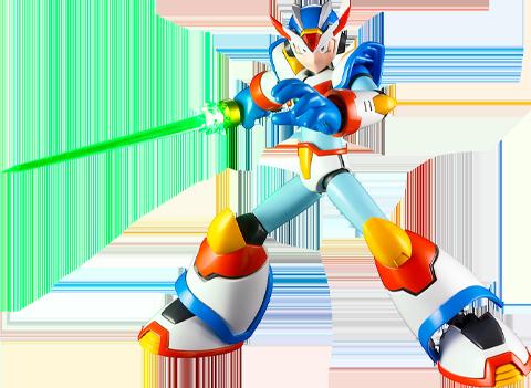 Kotobukiya Mega Man X Max Armor Model Kit