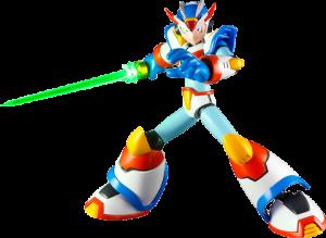 Mega Man X Max Armor Model Kit
