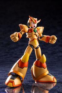 Gallery Image of Mega Man X Max Armor (Hyperchip Version) Model Kit
