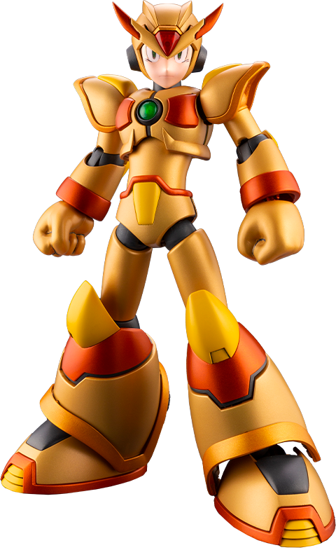 Kotobukiya Mega Man X Max Armor (Hyperchip Version) Model Kit