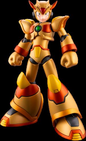 Mega Man X Max Armor (Hyperchip Version) Model Kit