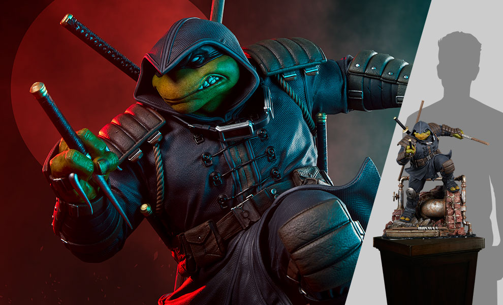 Gallery Feature Image of The Last Ronin Statue - Click to open image gallery