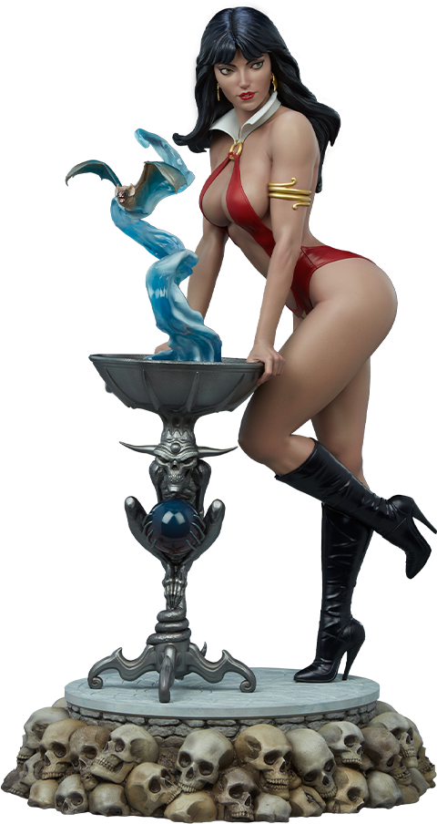 PCS Vampirella 1:3 Scale Statue 1:3 Scale Statue