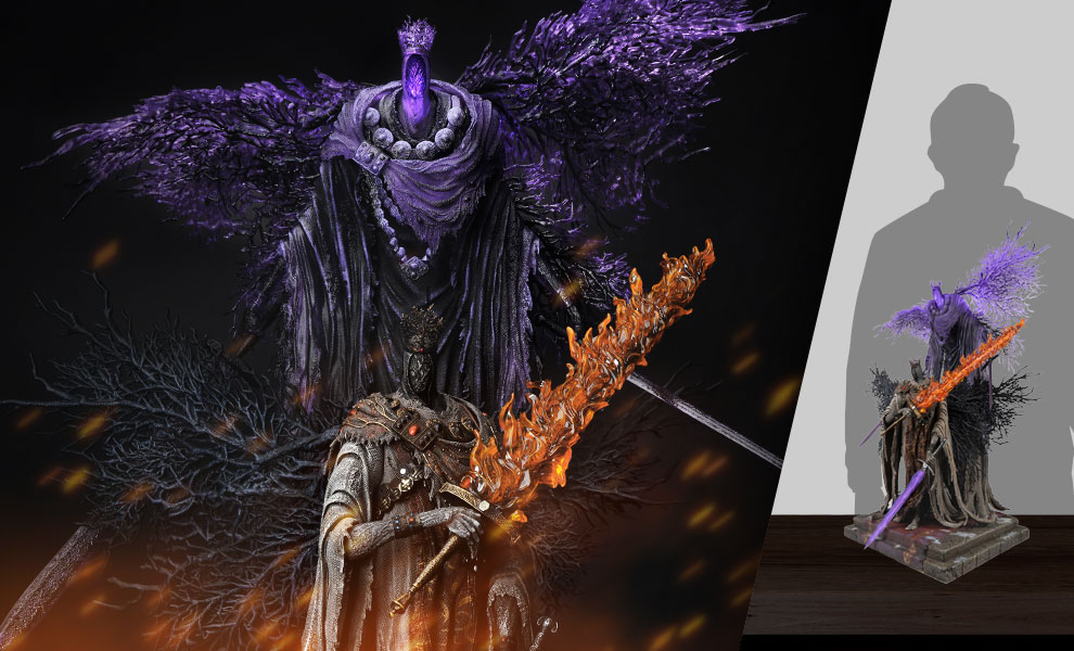 Gallery Feature Image of Pontiff Sulyvahn (Deluxe) Statue Statue - Click to open image gallery