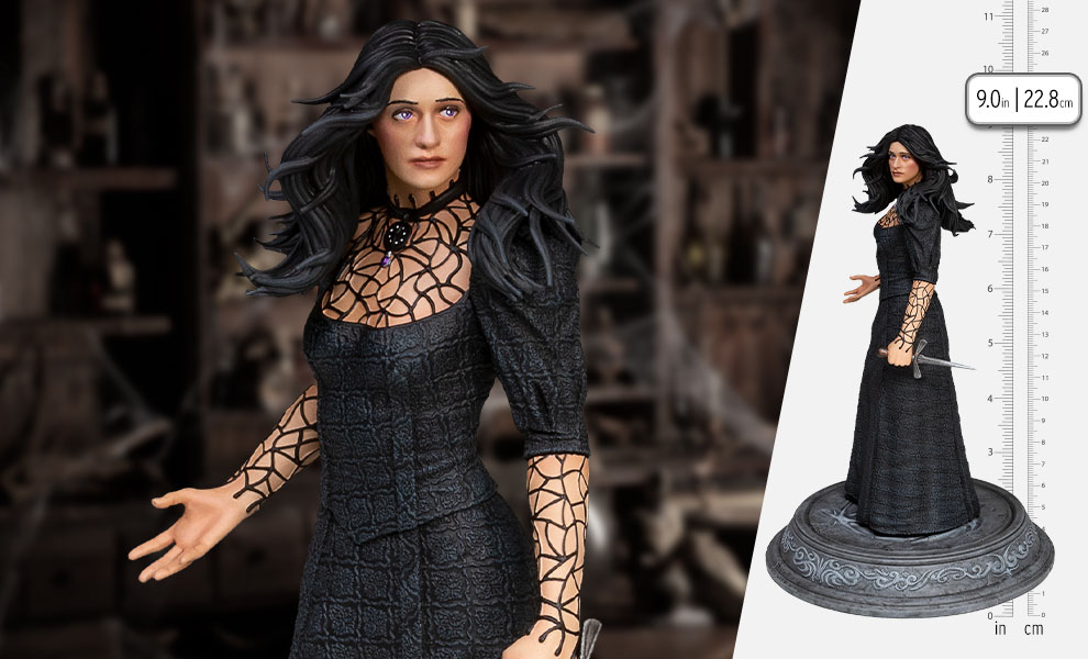 Gallery Feature Image of Yennefer Statue - Click to open image gallery