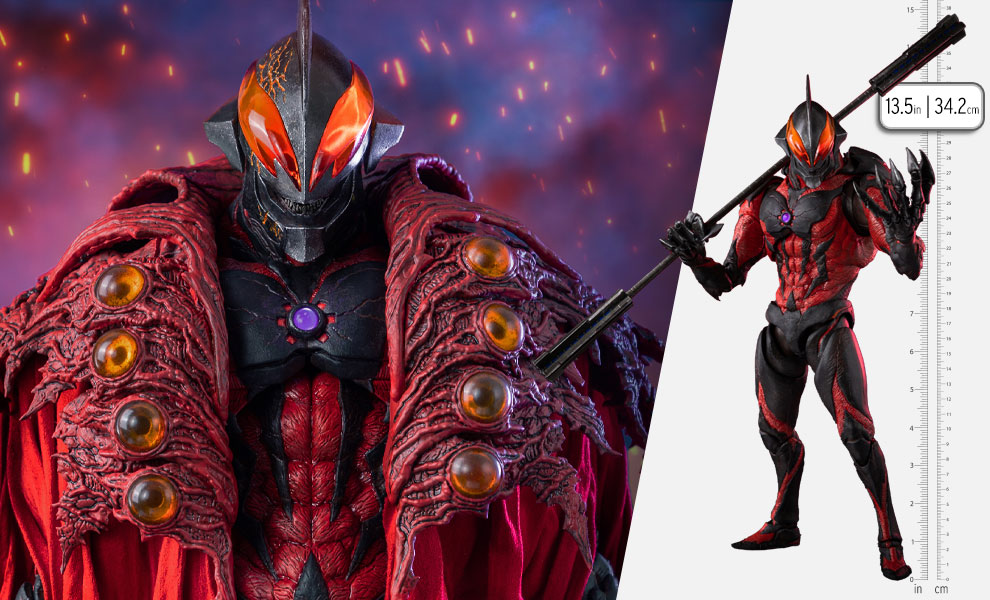 Gallery Feature Image of Ryu Oyama Ultraman Belial Collectible Figure - Click to open image gallery