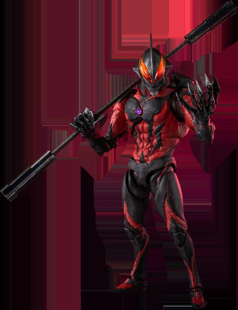 Threezero Ryu Oyama Ultraman Belial Collectible Figure