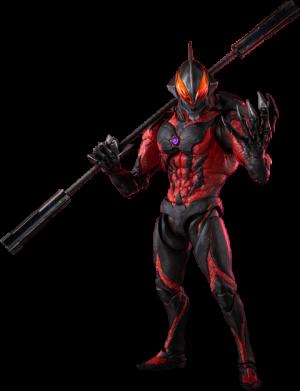 Ryu Oyama Ultraman Belial Collectible Figure