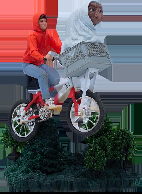 Iron Studios E.T. & Elliot 1:10 Scale Statue