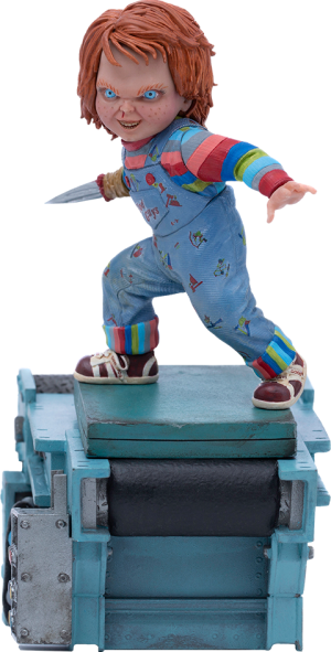 Child's Play II Chucky 1:10 Scale Statue