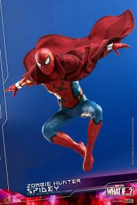 Gallery Image of Zombie Hunter Spidey Sixth Scale Figure