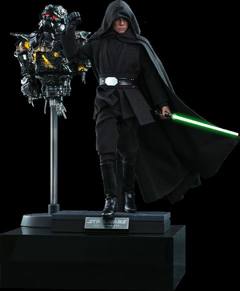 Hot Toys Luke Skywalker (Deluxe Version) Sixth Scale Figure