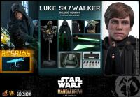 Gallery Image of Luke Skywalker (Deluxe Version) (Special Edition) Sixth Scale Figure
