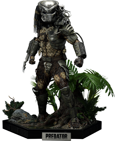 Prime 1 Studio Jungle Hunter Predator Statue