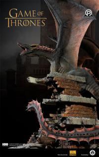 Gallery Image of Drogon Statue