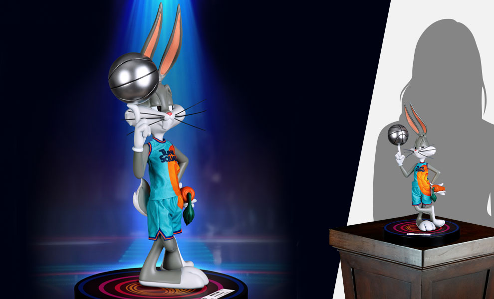 Gallery Feature Image of Bugs Bunny Polystone Statue - Click to open image gallery