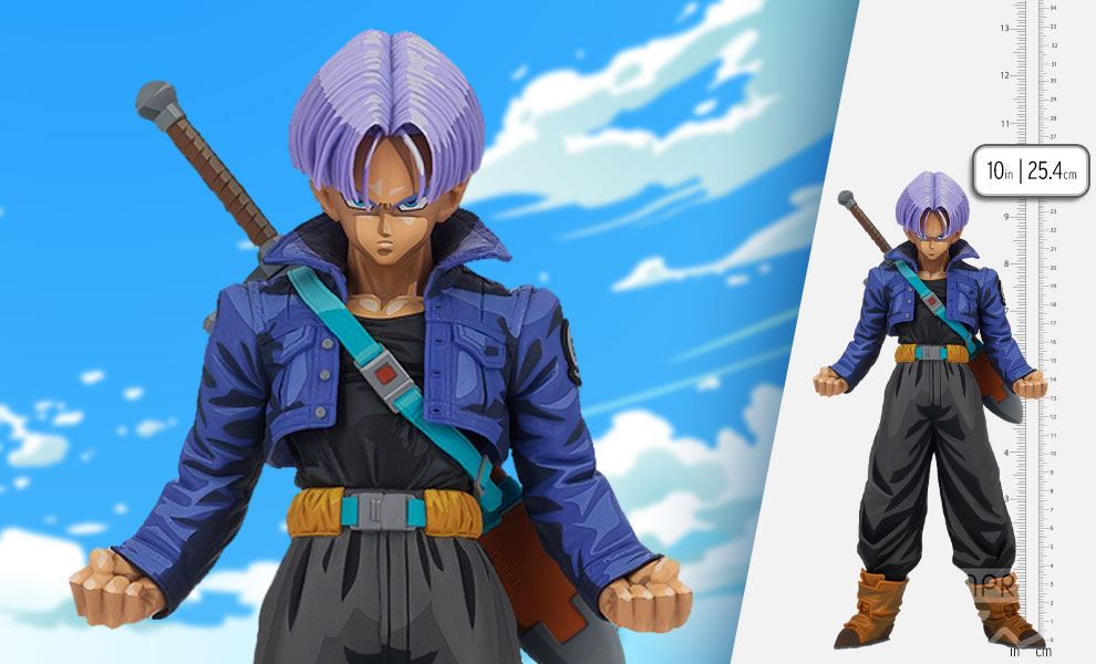 Gallery Feature Image of Trunks (Manga Dimensions) Collectible Figure - Click to open image gallery