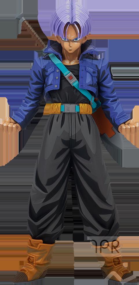 Banpresto Trunks (Manga Dimensions) Collectible Figure