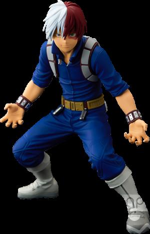 Shoto Todoroki (The Anime) Collectible Figure