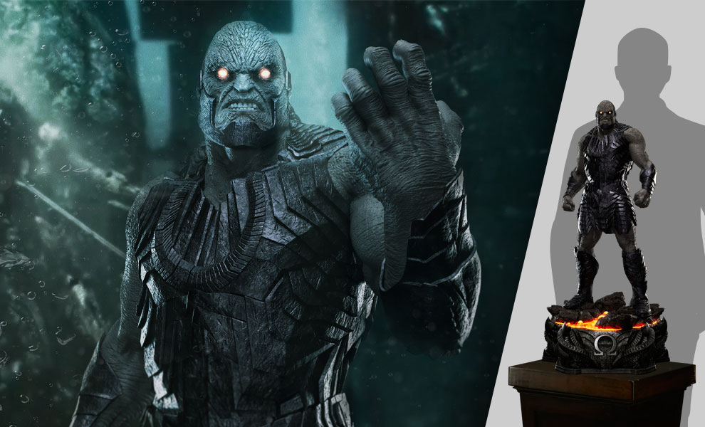 Gallery Feature Image of Darkseid (Deluxe Version) Statue - Click to open image gallery