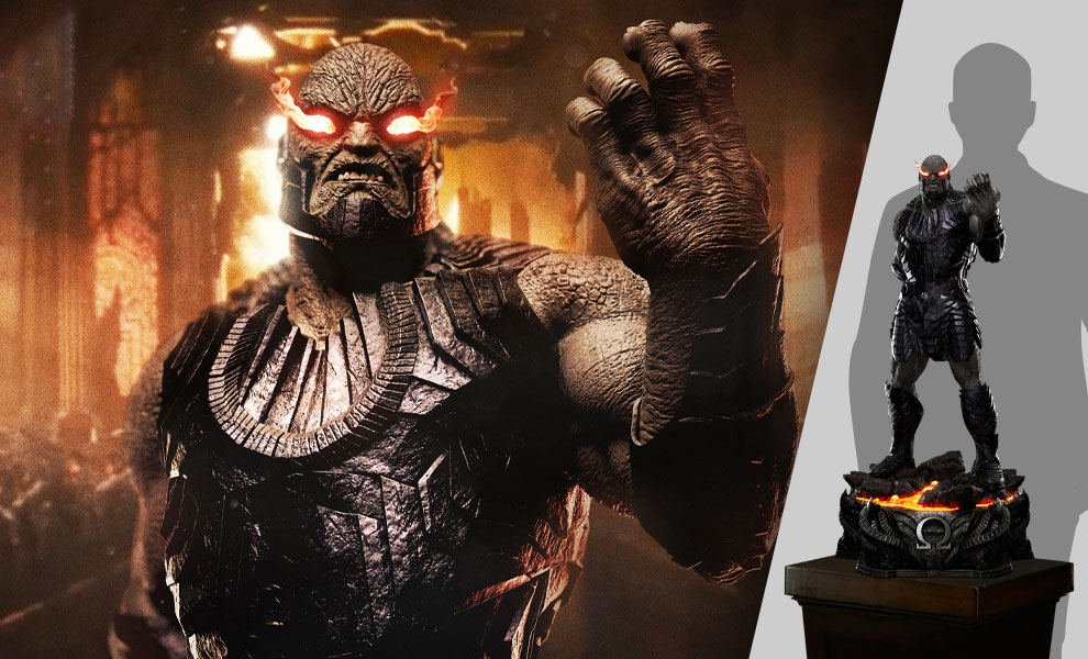 Gallery Feature Image of Darkseid (Deluxe Bonus Version) Statue - Click to open image gallery