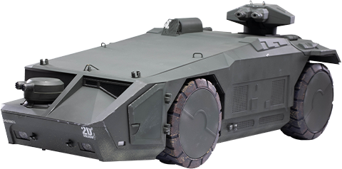 Hiya Toys Armored Personnel Carrier (Green Version) Figure