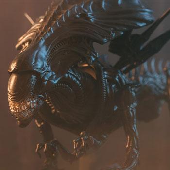 Alien Queen Figure