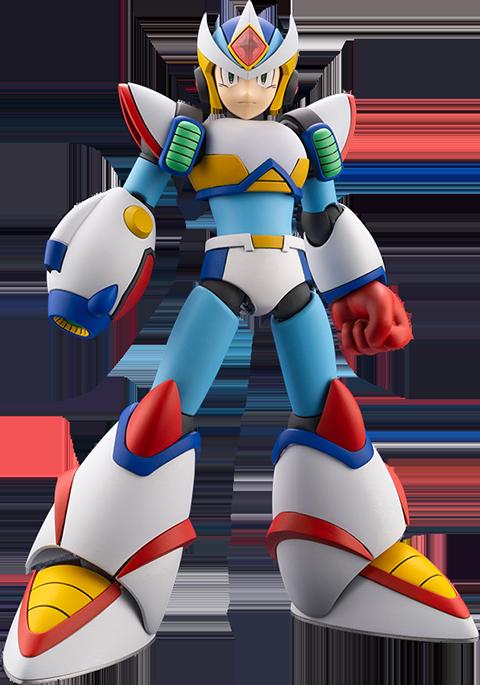 Kotobukiya Mega Man X Second Armor Model Kit