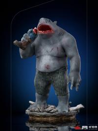 Gallery Image of King Shark 1:10 Scale Statue