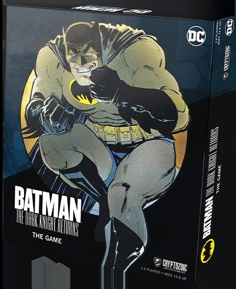 Cryptozoic Entertainment Batman: The Dark Knight Returns the Game Board Game
