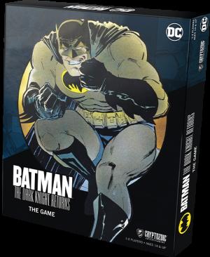 Batman: The Dark Knight Returns the Game Board Game