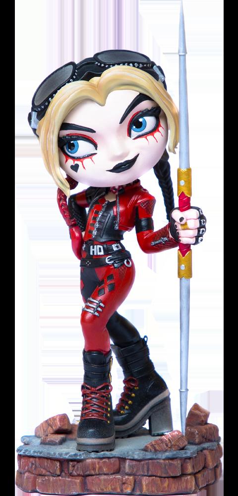 Iron Studios Harley Quinn – The Suicide Squad Mini Co. Collectible Figure
