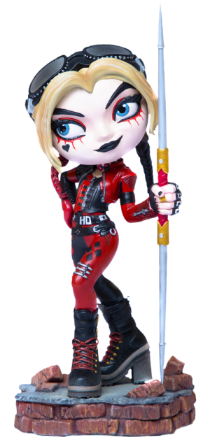 Harley Quinn – The Suicide Squad Mini Co. Collectible Figure