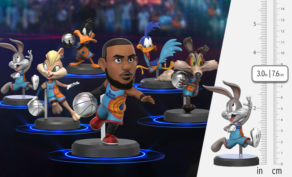 Gallery Feature Image of Space Jam A New Legacy Series Collectible Set - Click to open image gallery