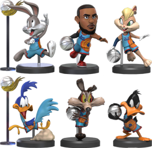 Space Jam A New Legacy Series Collectible Set