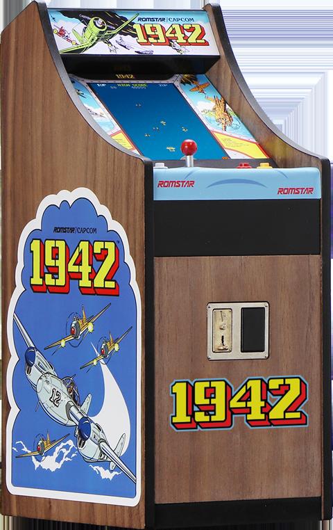 New Wave Toys LLC 1942 x RepliCade Scaled Replica