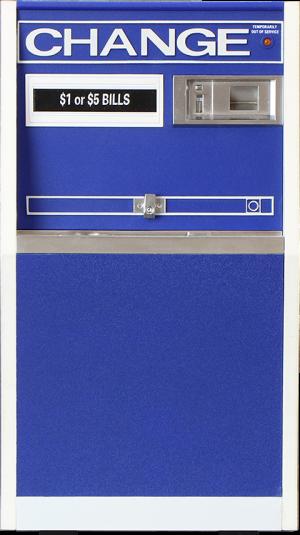 USB Charge Machine (Blue/White) USB Power Hub