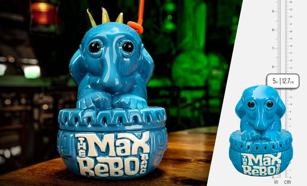 Gallery Feature Image of Max Rebo Tiki Mug - Click to open image gallery