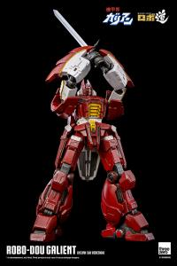 Gallery Image of ROBO-DOU Galient (Kelvin Sau Redesign) Collectible Figure