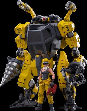 North 03 (Maintenance Mech) Collectible Figure