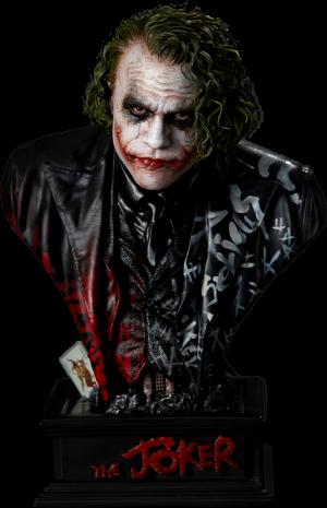 The Joker Bust