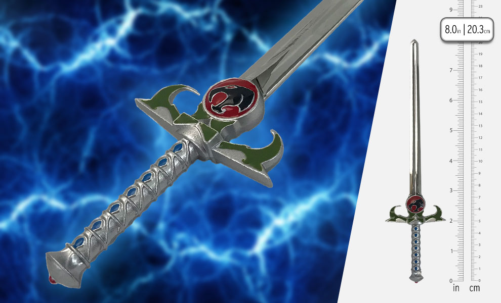 Gallery Feature Image of Sword of Omens Scaled Replica - Click to open image gallery