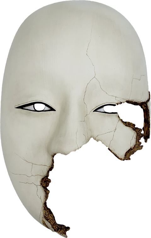 Factory Entertainment Safin Mask (Fragmented Version) Limited Edition Prop Replica