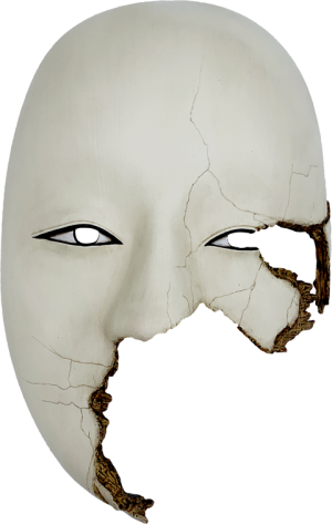 Safin Mask (Fragmented Version) Limited Edition Prop Replica