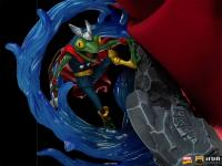 Gallery Image of Thor Unleashed Deluxe 1:10 Scale Statue