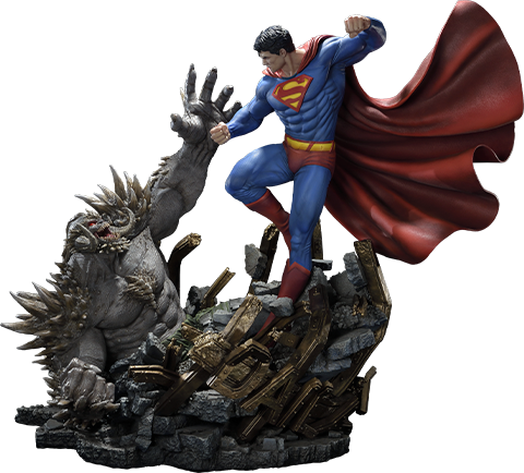 Prime 1 Studio Superman VS Doomsday Statue