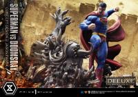 Gallery Image of Superman VS Doomsday (Deluxe Version) Statue