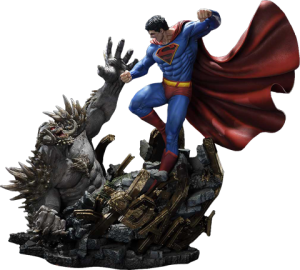 Superman VS Doomsday (Deluxe Version) Statue