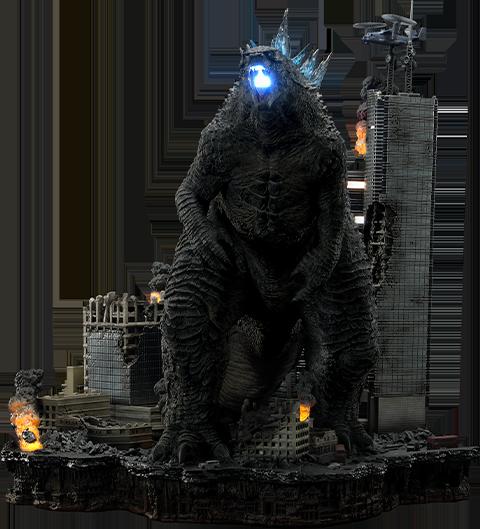 Prime 1 Studio Godzilla Final Battle Diorama