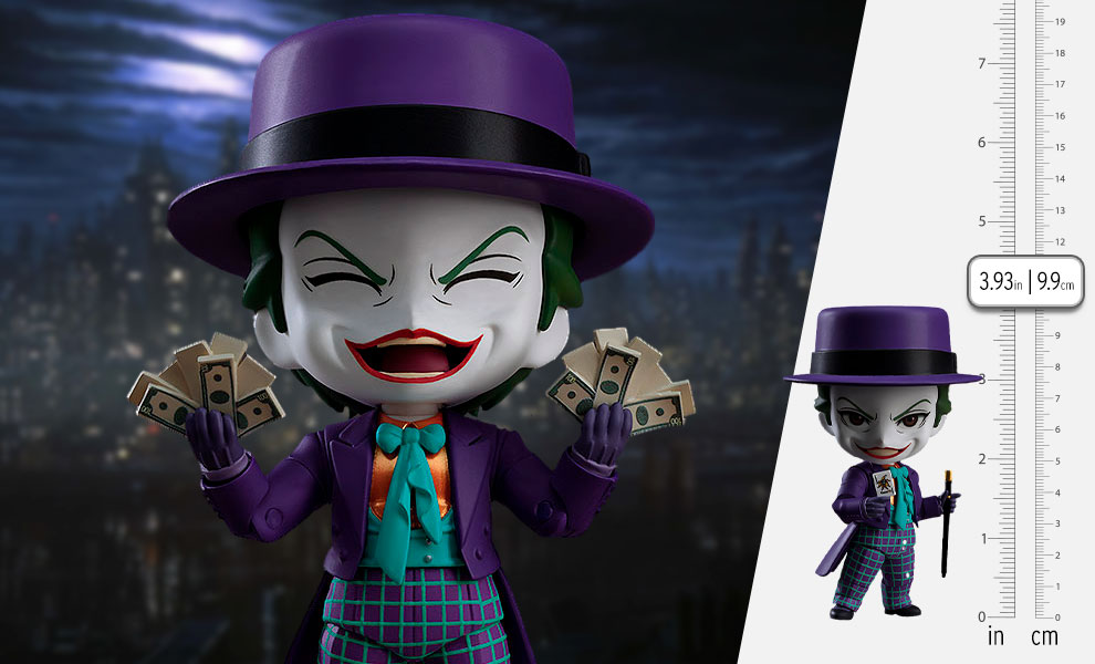 Gallery Feature Image of Joker: 1989 Version Nendoroid Collectible Figure - Click to open image gallery